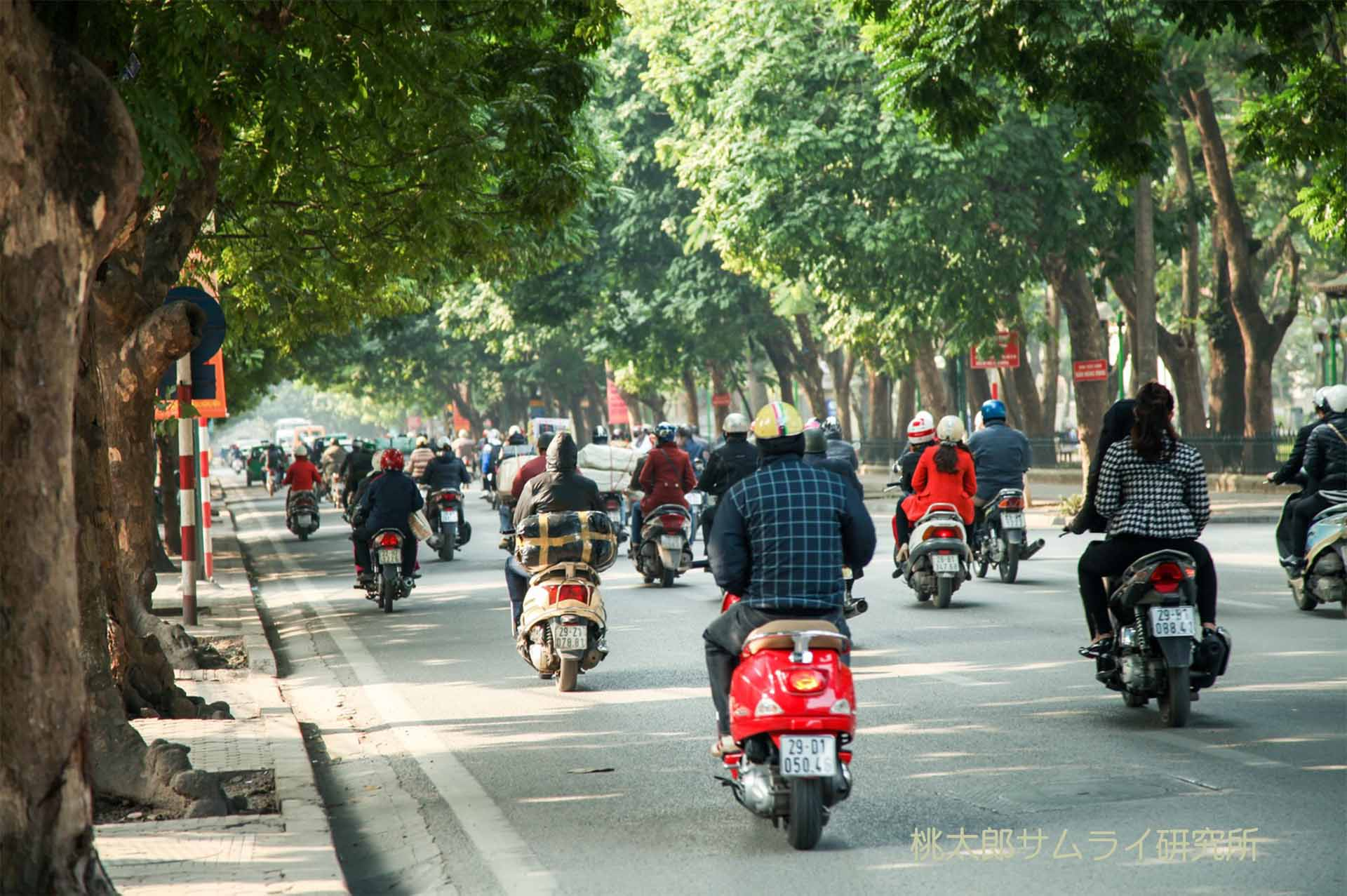 バイクの免許取得への道